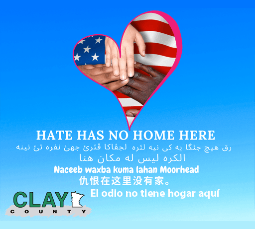 Hate Has No Home Here Update 3