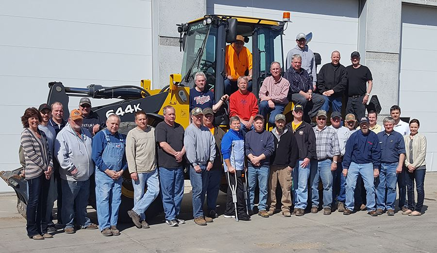 Highway Department Staff 2016