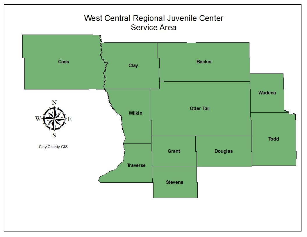 Service Area   Clay County, MN - Official Website