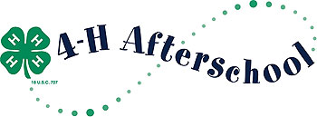 4-H Afterschool Clubs Logo