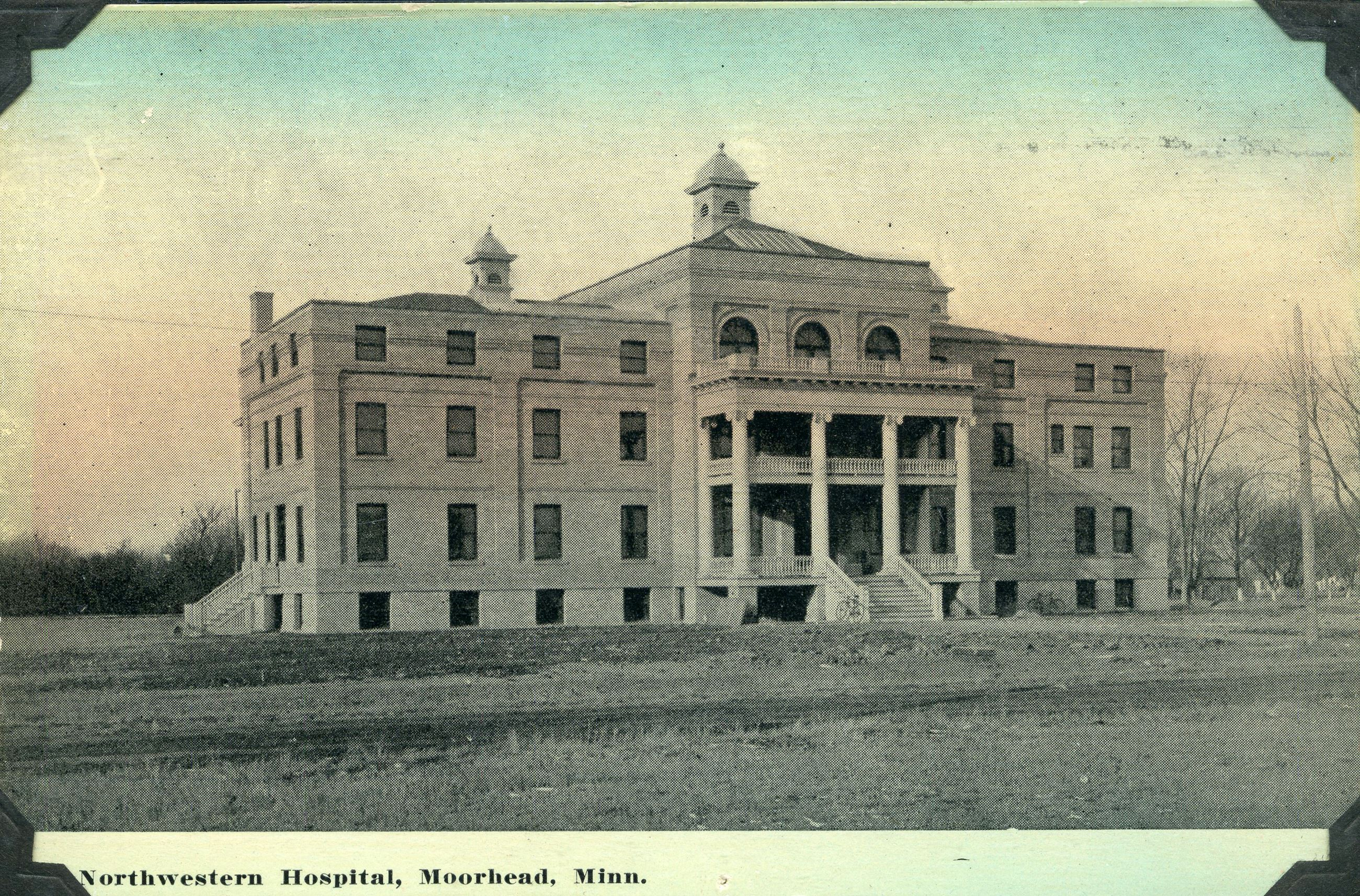 Northwestern about 1910